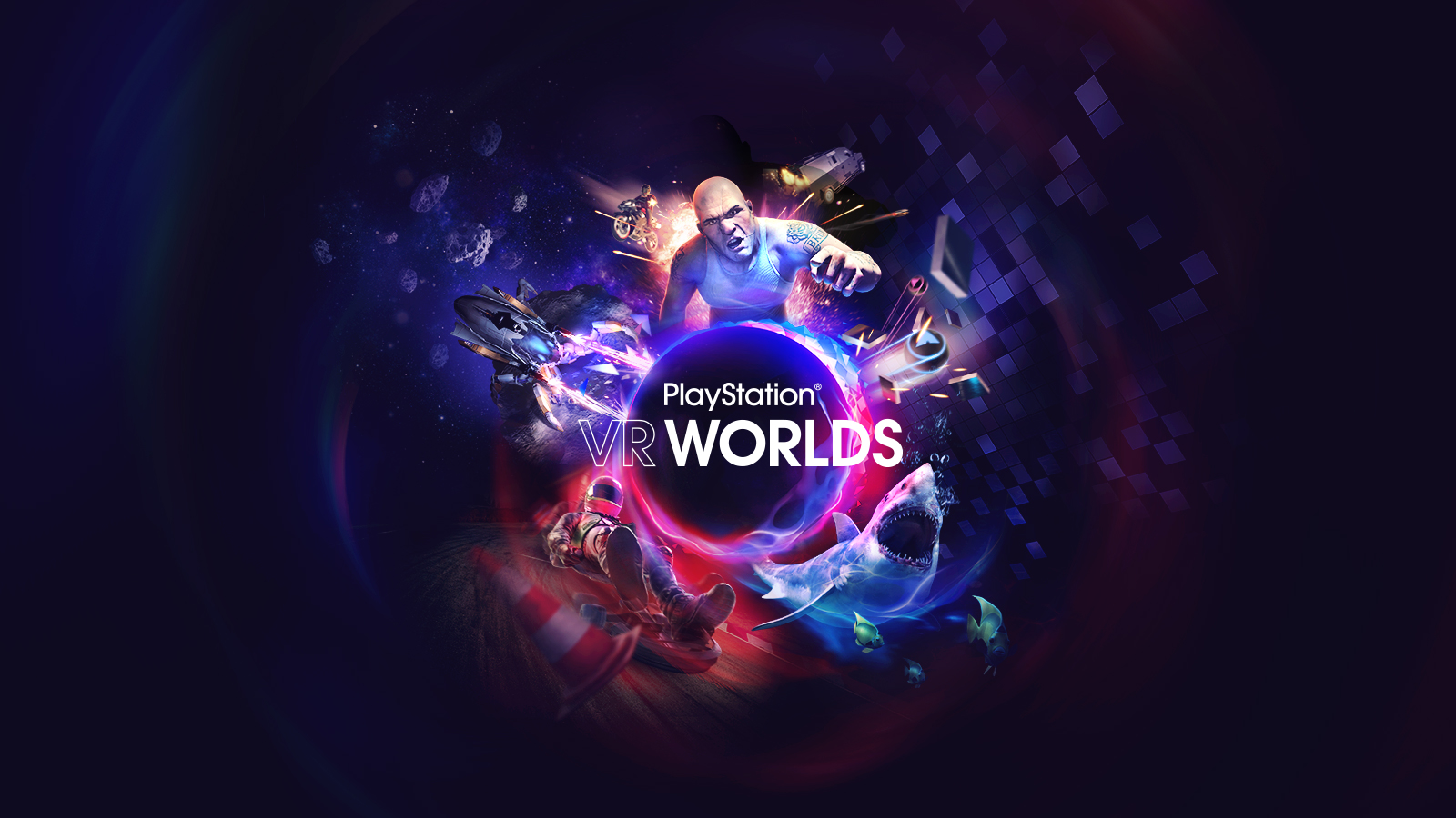 PS VR World