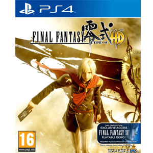 بازی final fantasy type 0 HD