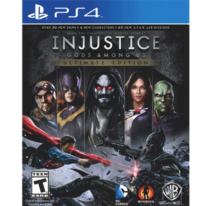 اجاره Injustice Gods Among Us Ultimate Edition