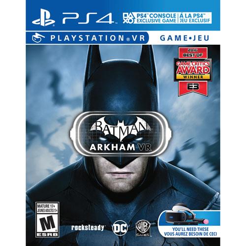 اجاره بازی BATMAN(ARKHAM)VR - کلاب رنتر