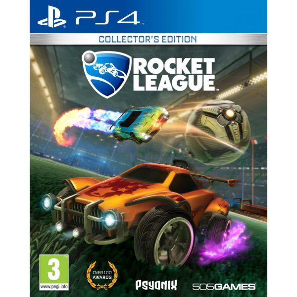 اجاره بازی Rocket League - کلاب رنتر