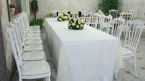 کرایه میز صندلی -کلاب رنتر